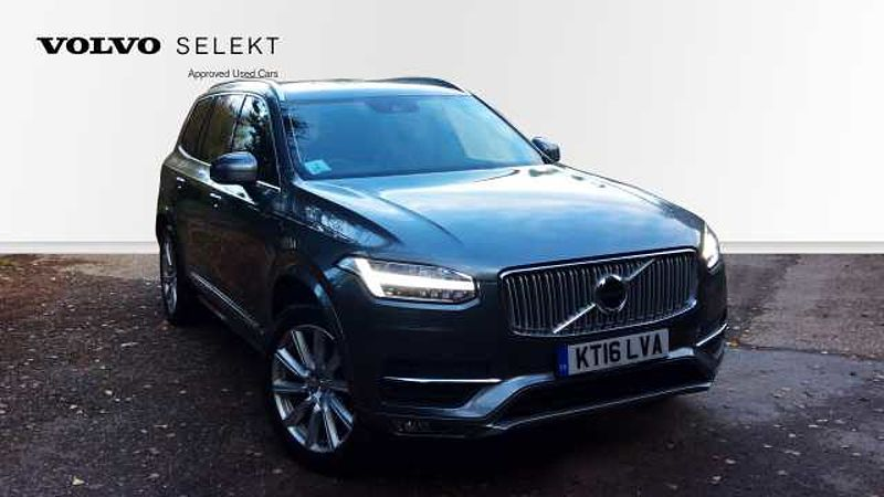 Volvo XC90 D5 Inscription Powerpulse